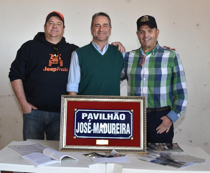 Homenagem a José Madureira