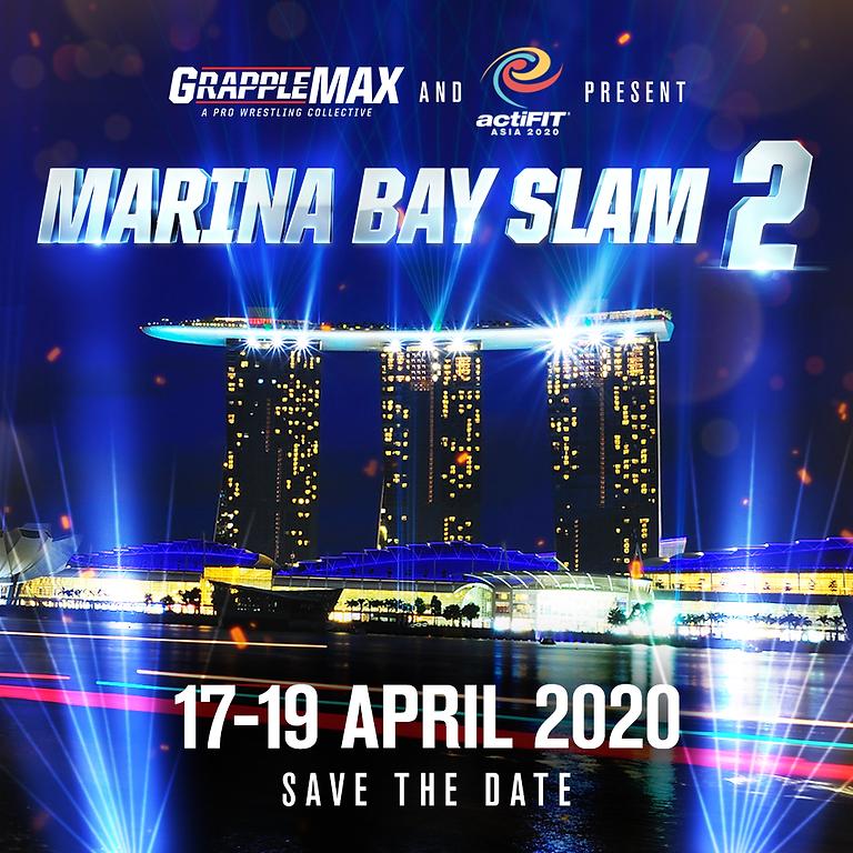 Marina Bay Slam 2