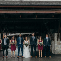 wedding party perfection