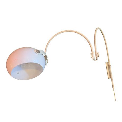 Vintage wandlamp, Dijkstra booglamp