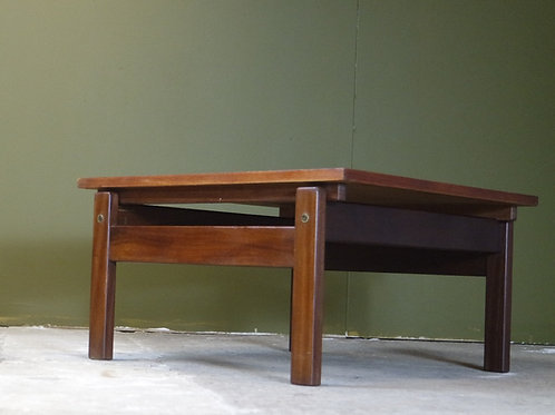 Vintage coffee table Pastoe Cees Braakman salon tafel