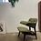 Webe Pinquin easy chair vintage stoel Louis van Teeffelen