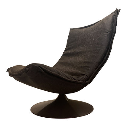 F980 Lounge chair by Geoffrey Harcourt for Artifort, 1970