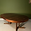 Thumbnail: Vintage palissander ronde eettafel van Johannes Andersen