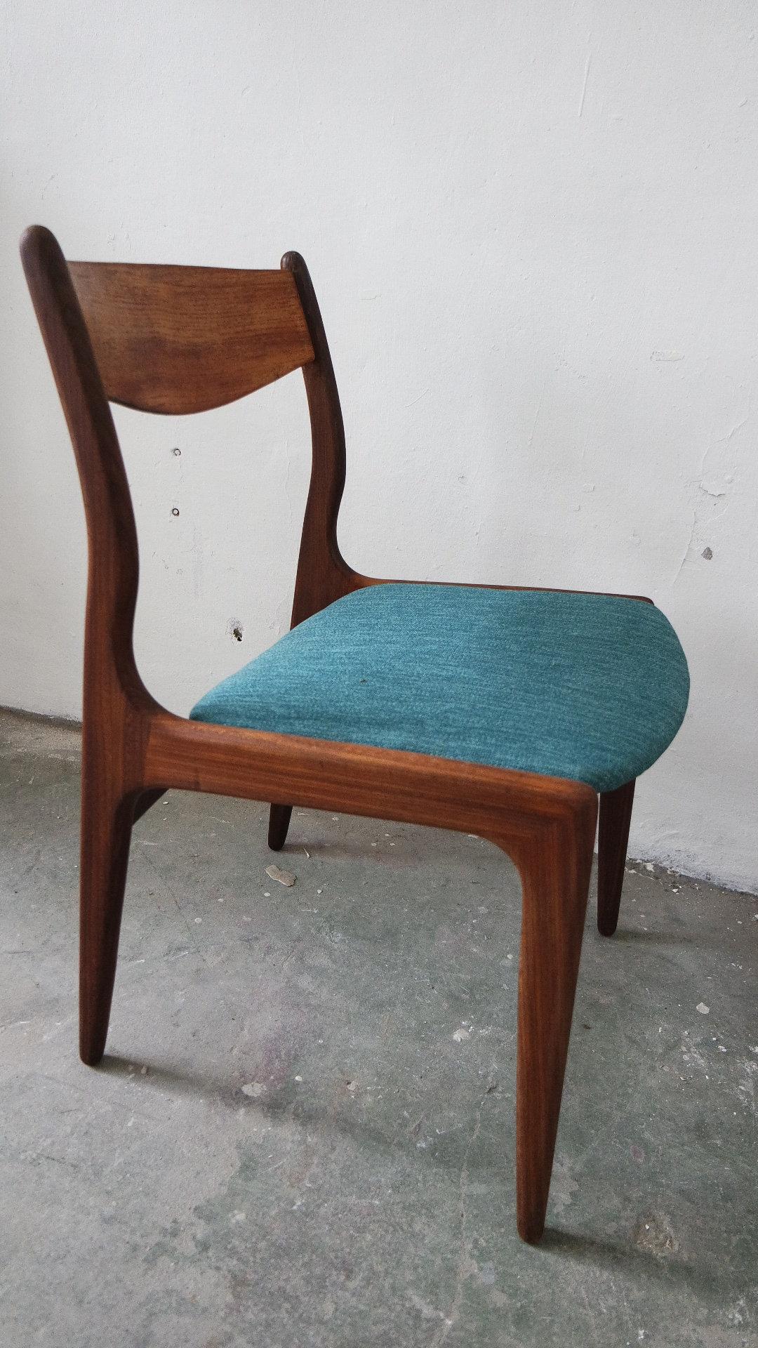 Deens Design Eetkamerstoelen.Deense Eetkamerstoelen Vintage Design Stoelen