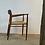 Niels Moller 56 arm chair Deens design stoel