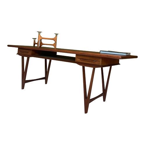 Mid century coffee table salontafel E.W. Bach Mobelfabrik