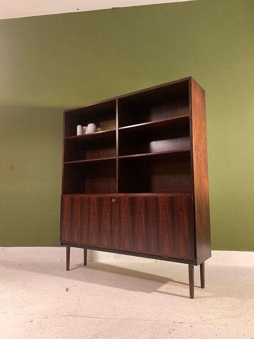 Deense vintage boekenkast, Omann Jun Mobeldabrik, 60's design