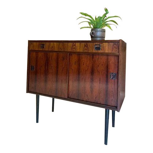 Palissander kast Deens vintage design meubel