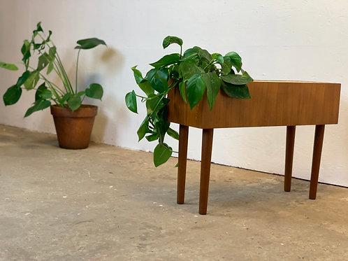 Vintage Deense plantenbak jaren 60