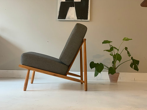 Artifort Dux Alf Svensson vintage fauteuil