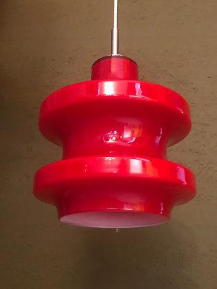 Peill & Putzler plafondlamp, 60's