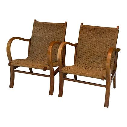 Bauhaus Erich Dieckmann chair/ lounge stoel