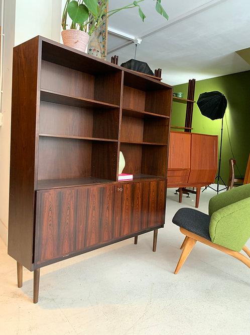 Deense vintage boekenkast, Omann Jun Mobelfabrik, 60's design