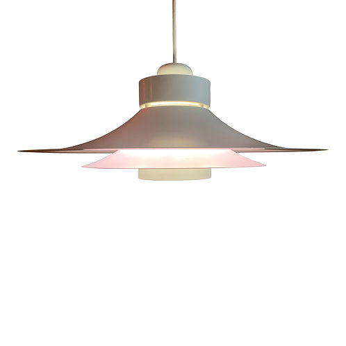 Horn Lamp/ Danish ceiling light (SOLD)