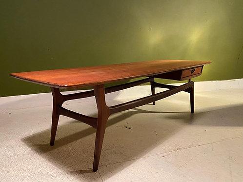 Vintage Webe salontafel, jaren 60