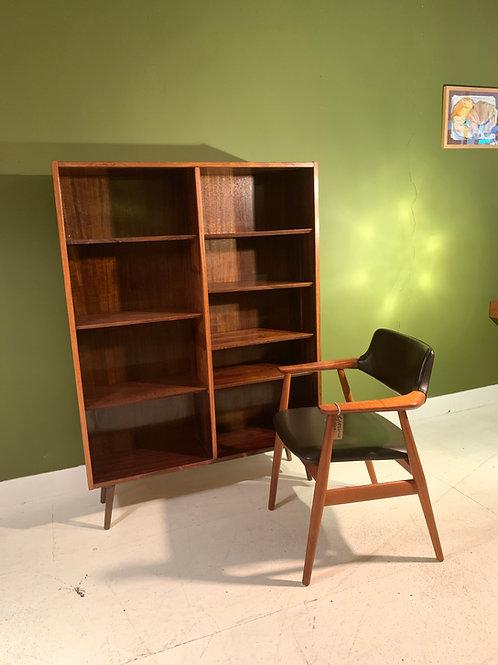 Vintage palissander boekenkast Carlo Jensen, Hundevad & Co