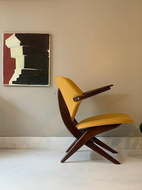 Webe Pelican chair Louis van Teeffelen fauteuil