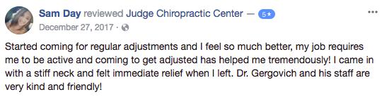 LaSalle IL Chiropractor, LaSalle-Peru Chiropractor, Back Pain, Migraines, Chiropractor Near Me, Gergovich Chiropractic