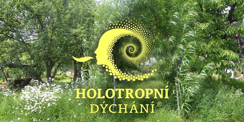 Dvojité jarní holotropní dýchání v Holosu