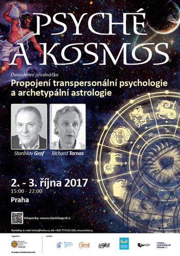 Přednáška Psyché a Kosmos