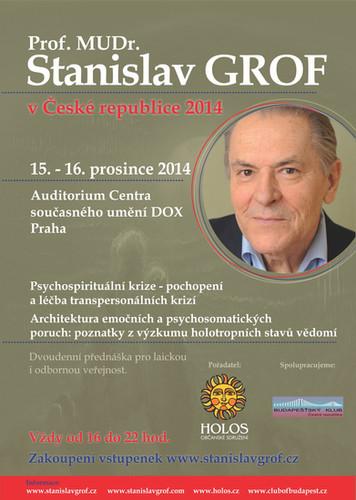 Přednáška Stanislava Grofa (2014)