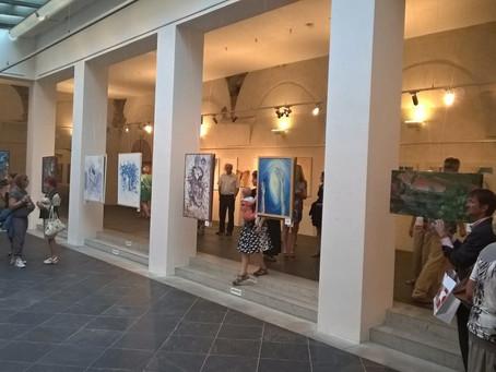 Výstava Cesta k sobě v rámci festivalu Bezručova Opava