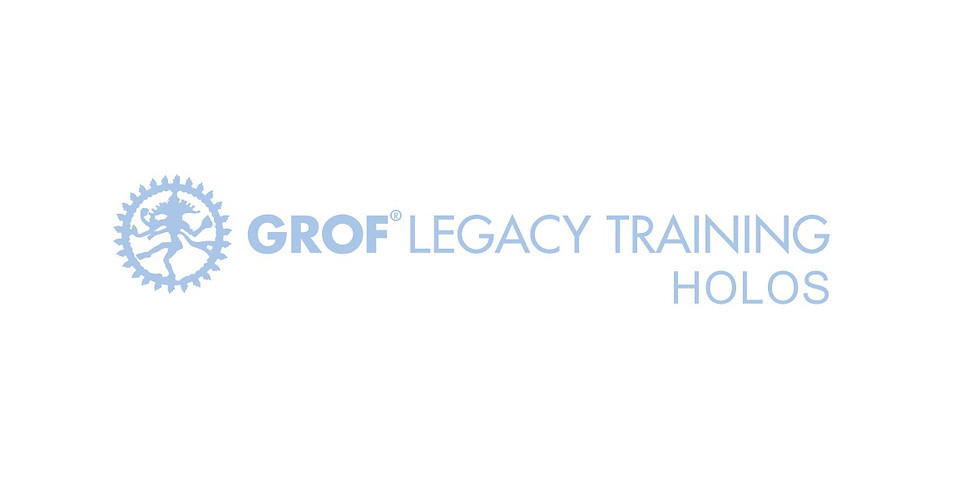 Meeting for those interested in Grof Legacy Training - Holos