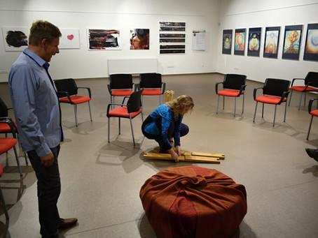 Výstava Cesta k sobě ve Šternberku
