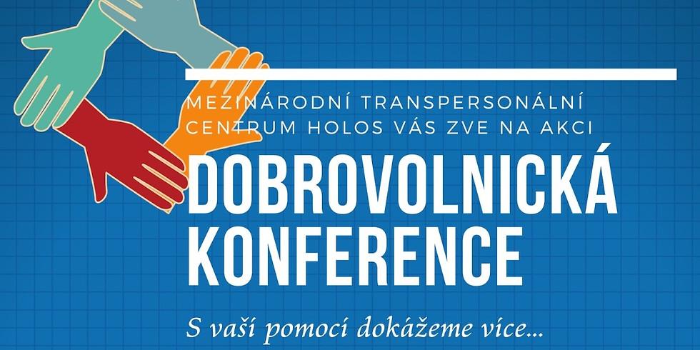 Dobrovolnická konference 10.11.2019