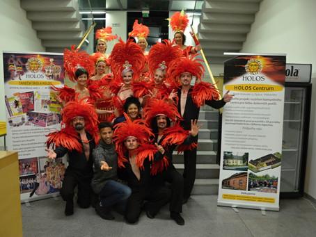 Fotky z tanečního workshopu a společenského plesu Karneval v Riu 11. - 12.1.2019