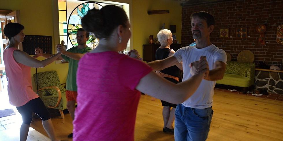 Letní škola tance v Holosu 18.8.2019