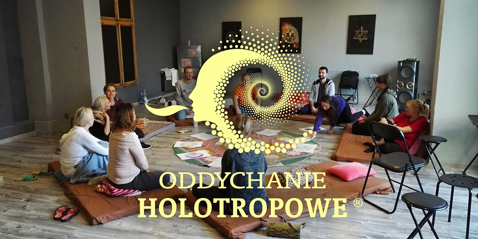Oddychanie holotropowe w języku polskim - Katowice 8.6.2019