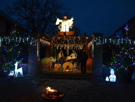 Fotky z tradičních vánočních akcí