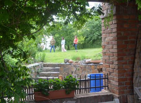V Holosu proběhl Víkend otevřených zahrad