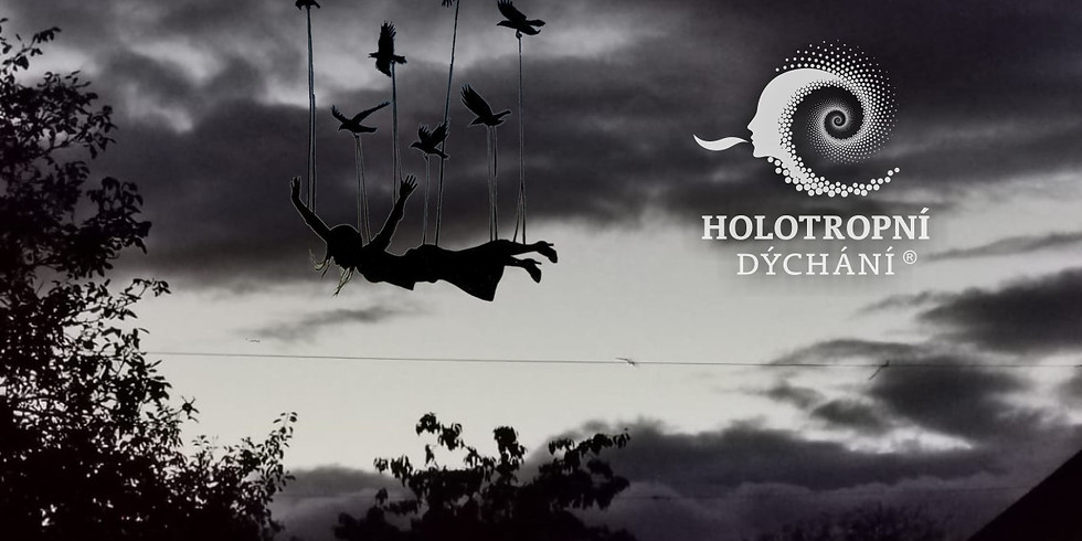 """Dvojité """"dušičkové"""" holotropní dýchání v Holosu 31.10.2019"""