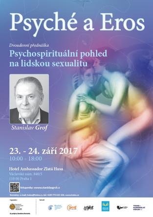 Přednáška Psyché a Eros