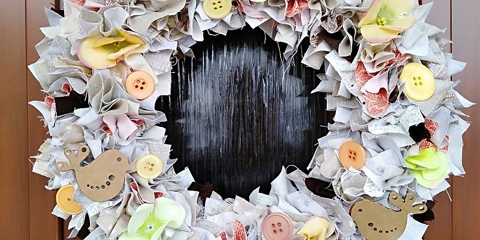 Tvořivá dílna - Glazování + Jarní dekorace 23.3.2019