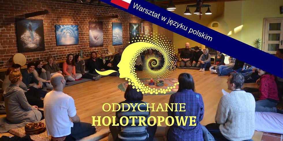 Oddychanie holotropowe w języku polskim - Opawa