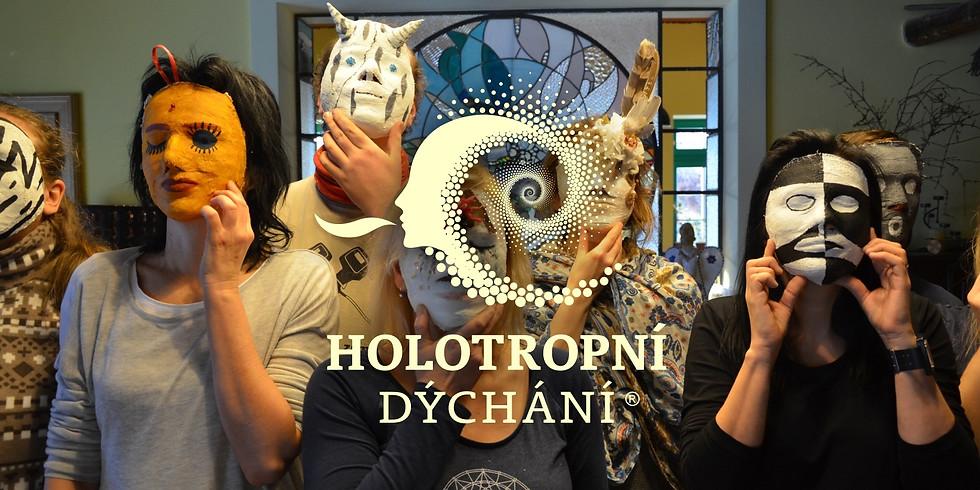 Šamanika - seminář holotropního dýchání Opava 2020 14.2.