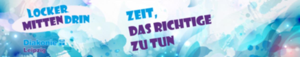Locker Mittendrin, Diakonie Leipzig, Ausbildung, Ehrenamt, FSJ