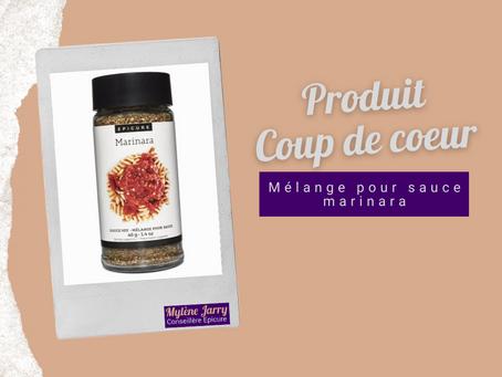 Epicure: Mélange pour sauce marinara