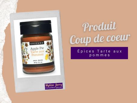 Epicure: Épices Tarte aux pommes