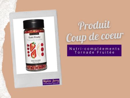 Epicure: Nutri-compléments Tornade Fruitée