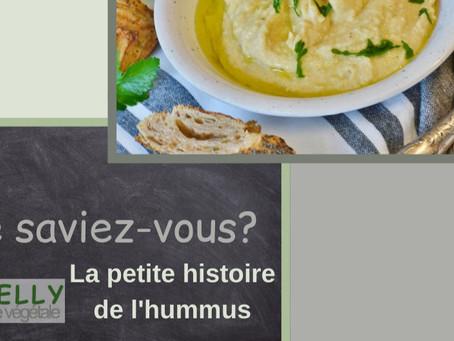 La petite histoire du hummus