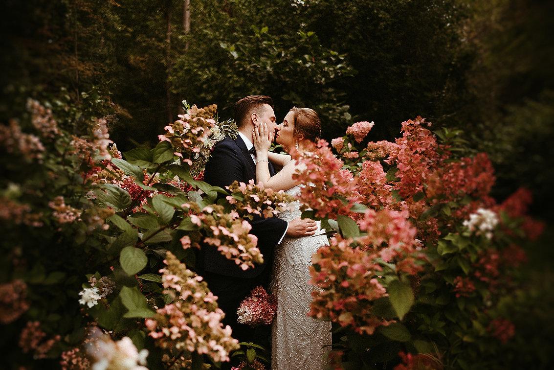 magdalena wróbel sesja ślubna w Kórniku