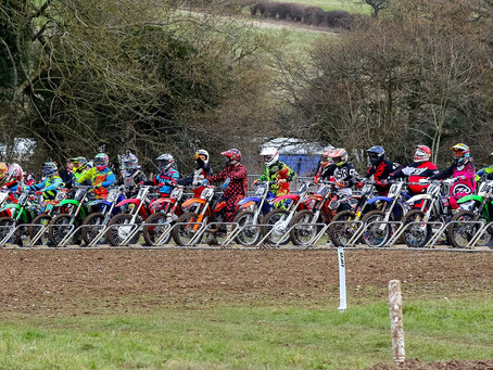 West Meon lets go Racing