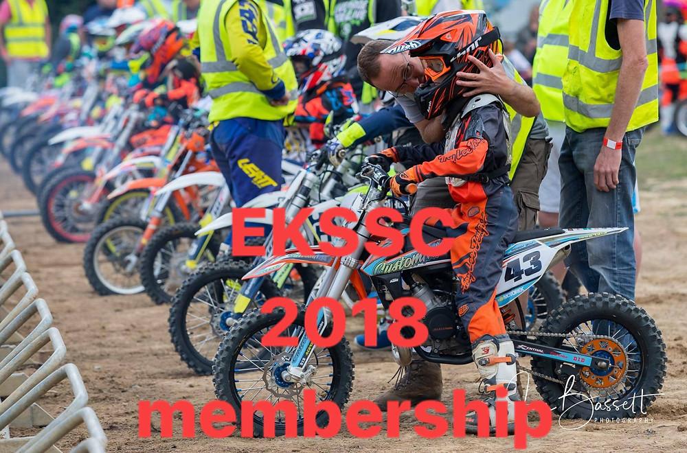 EKSSC Membership 2018