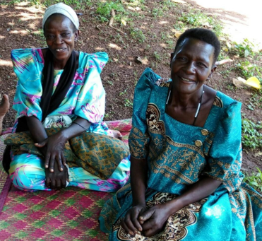 Mapeando los bosques de Uganda