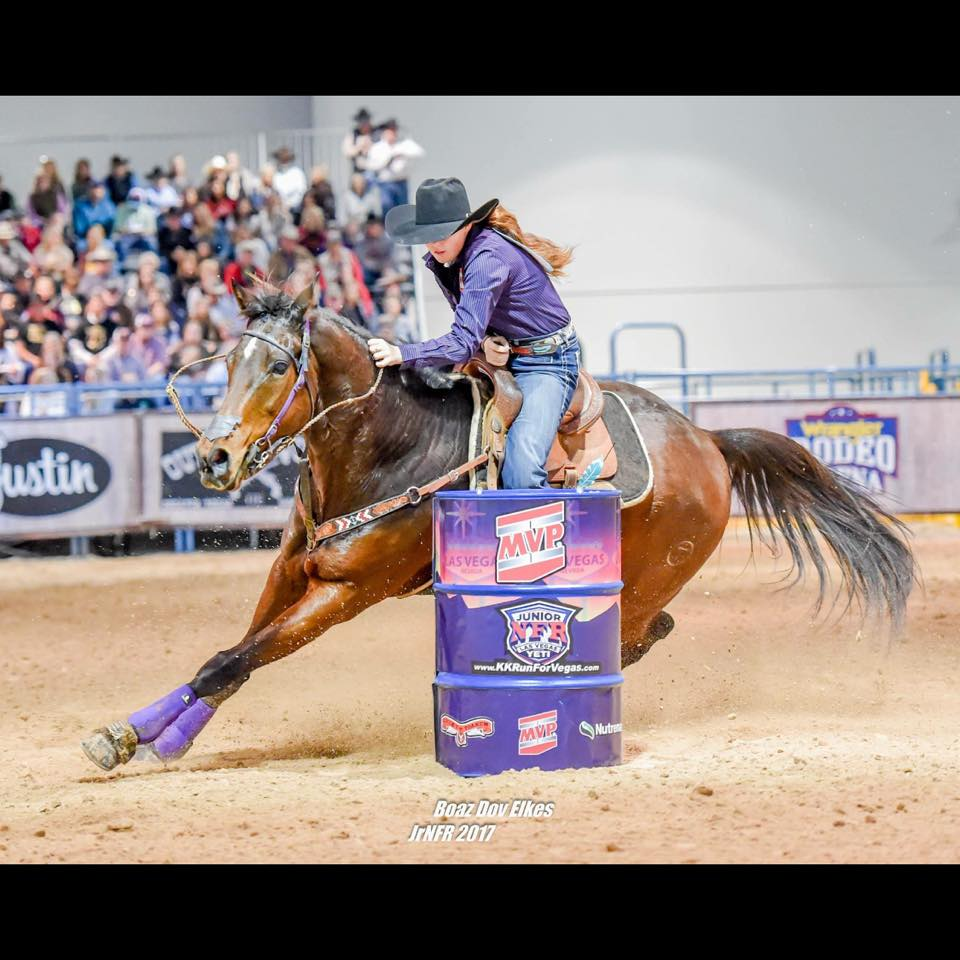 The Story Of A Better Barrel Racer Shelby Oglesby
